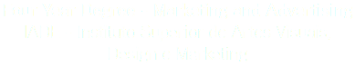 Four Year Degree - Marketing and Advertising IADE - Instituto Superior de Artes Visuais, Design e Marketing